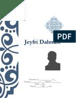 Curriculum (Azul) by Jeyfri
