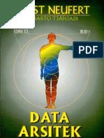 Data Arsitek