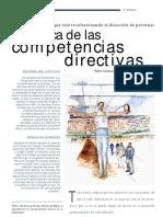 En Busca de Competencias Directivas