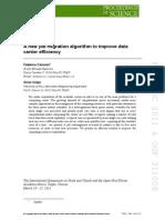 Migration Algo