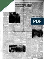 19380607 Einweihung Kapzuiner Wastl Zeitungsausschnitt