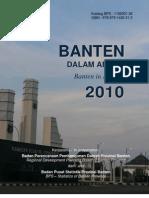 Banten Dalam Angka 2010