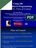 Program Statements