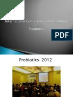 Probiotics - 2012