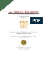 Estudio de La Tipologia de Las Pantallas Acusticas Normativa y Estado