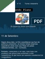 Isabela Ramos - Apresentação - Mundo Plano
