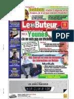 LE BUTEUR PDF du 11/04/2009
