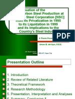 MBM Thesis Presentation