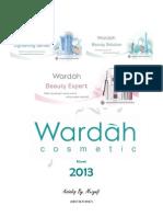 Katalog Wardah Musyafi (Maret-2013)
