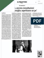 Rassegna Stampa 14.05.13