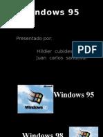 Windows 95 y 98
