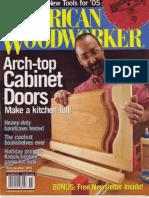 American Woodworker - 111 (November 2004)