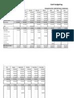 FM cash budgeting H.W.xlsx