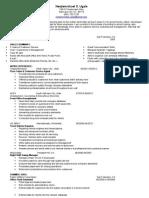 updated resume v3