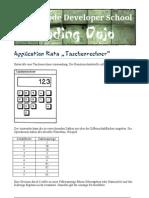 Application Kata Taschenrechner