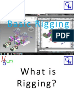 What is Rigging ( Rigging Definition )