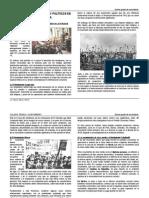 Movimientos Sociales Latinoamerica Balance Historico