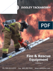 fire and risk equipment