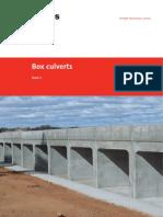 Box Culverts Humes