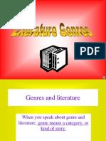 Genre Powerpoint