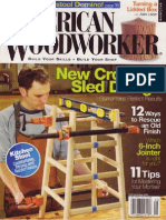 American Woodworker - 128 (April 2007)