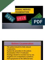 ALL Cranial Nerves Examination