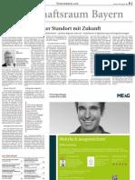 Wirtschaftsraum Bayern