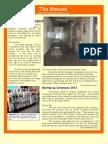 GCCS-ZCS Partnership Newsletter