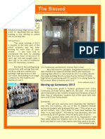GCCS-ZCS Partnership Newsletter