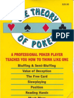 David Sklansky - Theory 0f Poker