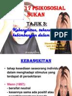 PJM 3117 Psikososial Sukan Ppt