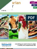 Vegetarian Starter Kit (Mercy for Animals)