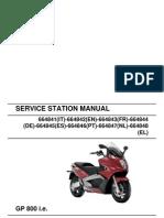Gilera_GP800 Workshop Manual服務手冊