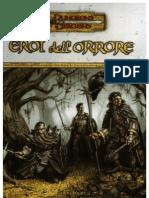 [D&D 3.5 - ITA] Eroi DellOrrore
