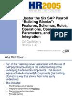Mastering the Six SAP Payroll Building Blocks[1]