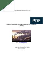 poluarea atmosferică si schimbarea climatică
