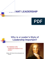 Servant Leadership PPT for Website