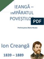 Prezentare Ion Creanga 2