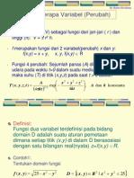 Fgs Beberapa Variabel (Perubah)