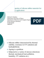 Ageing Properties of Silicone Rubber