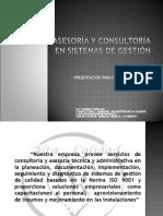 Port a Folio de Servicios Rojas Hernandez Consultoria