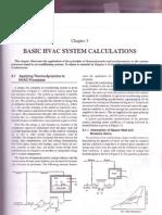 Basic Hvac System Calculations