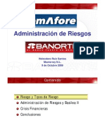 Risk Management in Mexico