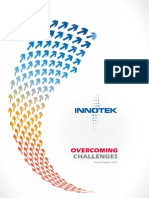 InnoTek Annual Report 2012 - Overcoming Challenges