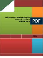 Curs Psihopatologie II