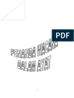 PENANDA WACANA