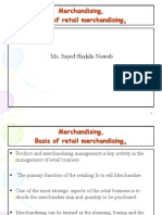 4.Retail Merchandising & Shop Displays