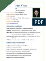 Manuel León - Curriculum Vitae