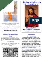 Most Blessed Sacrament Chaplet