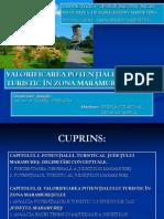 Valorificarea Potentialului Turistic Maramures 1